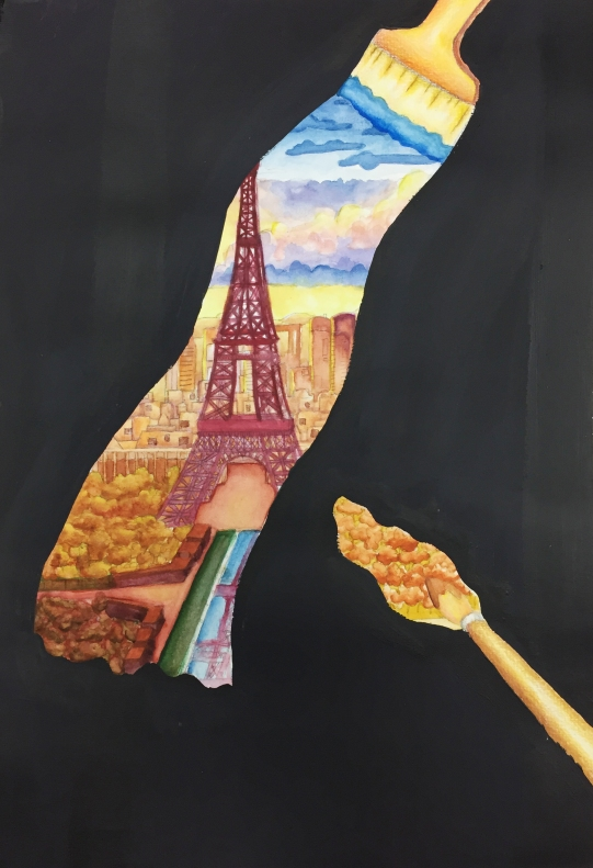 Stroke of Paris